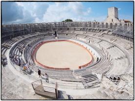Arena de Arlés