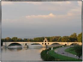 Puente Benezet de Aviñón