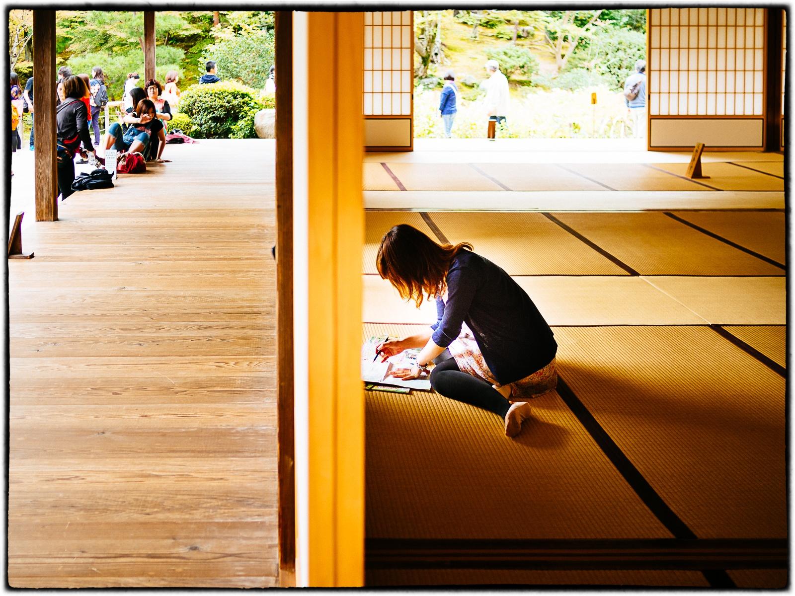 Templo Tenryu-ji - Kioto